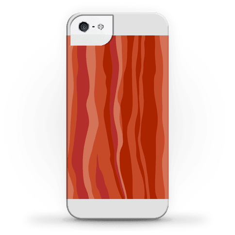 Bacon Strip Phone Case