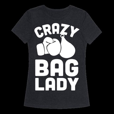 Crazy Bag Lady