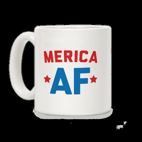Merica AF Coffee Mug