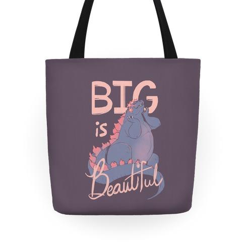 Big is Beautiful Tote