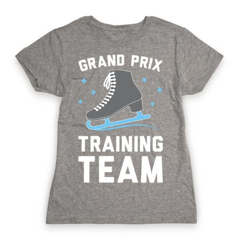 Grand Prix Training Team Womens T-Shirt