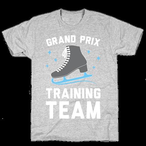 Grand Prix Training Team Mens T-Shirt