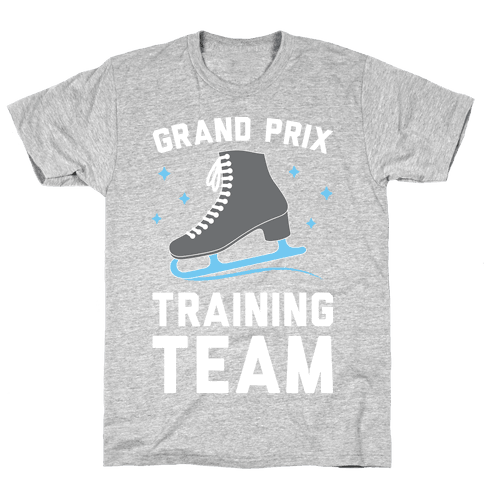 Grand Prix Training Team Mens T-Shirt
