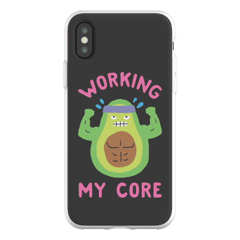 Working My Core Phone Flexi-Case