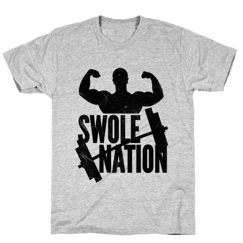 Swole Nation T-Shirt