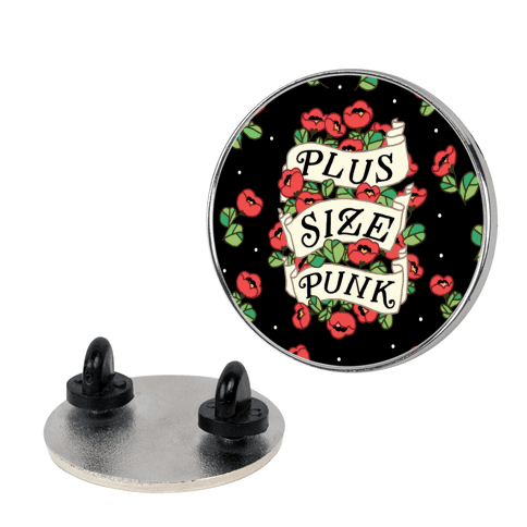Plus Size Punk Pin