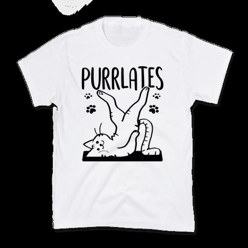 Purrlates Kids T-Shirt