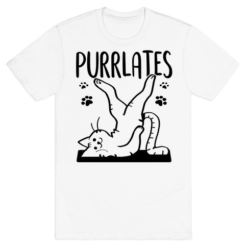 Purrlates T-Shirt
