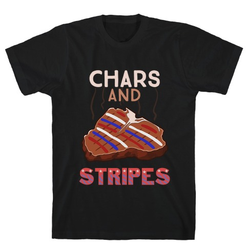 Chars And Stripes T-Shirt