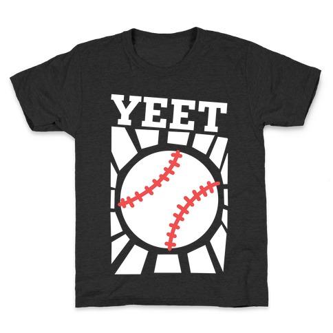 YEET - baseball Kids T-Shirt
