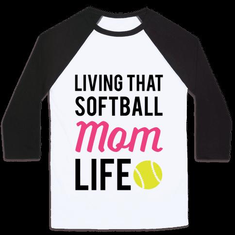 Living That Softball Mom Life