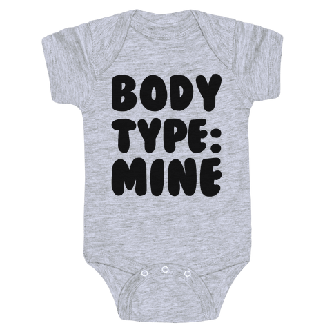 Body Type: Mine Baby Onesy