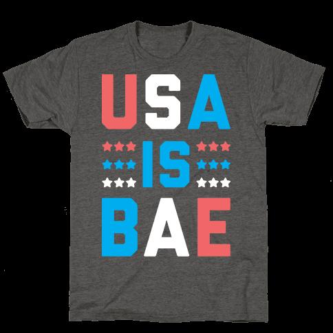 USA is BAE (White)
