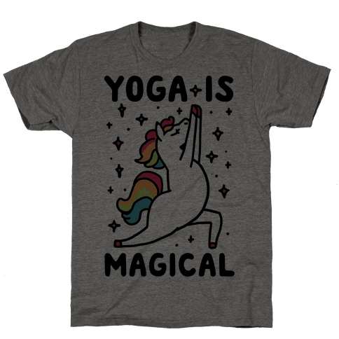 Yoga Is Magical