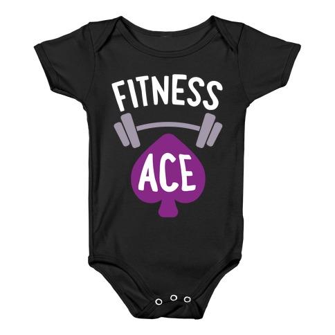 Fitness Ace Baby Onesy