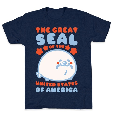 The Great Seal of The United States of America T-Shirt
