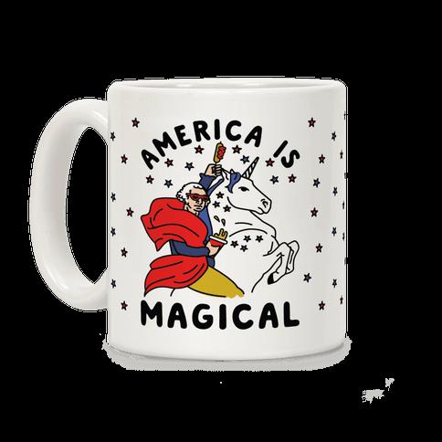 America Is Magical Coffee Mug
