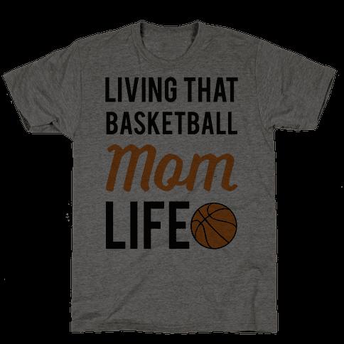 Living That Basketball Mom Life