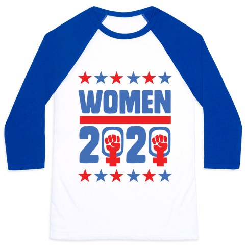 Women 2020 Baseball Tee