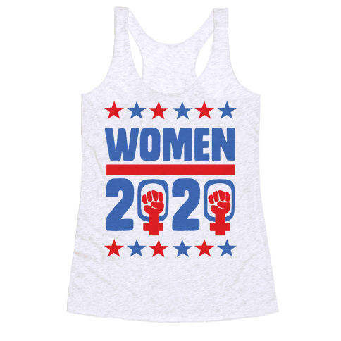 Women 2020 Racerback Tank Top
