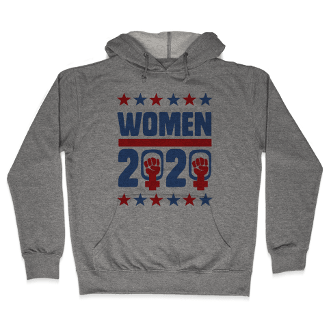 Women 2020 Hooded Sweatshirt