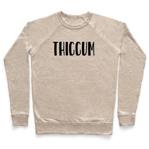 Thiccum Pullover