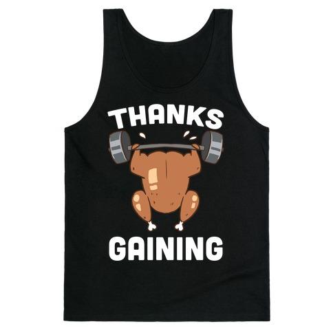Thanksgaining Tank Top