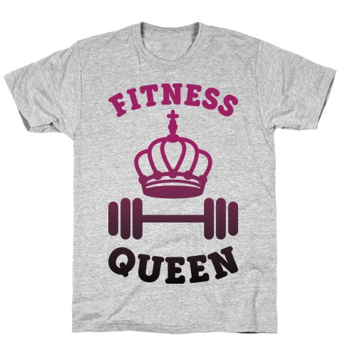 Fitness Queen  T-Shirt