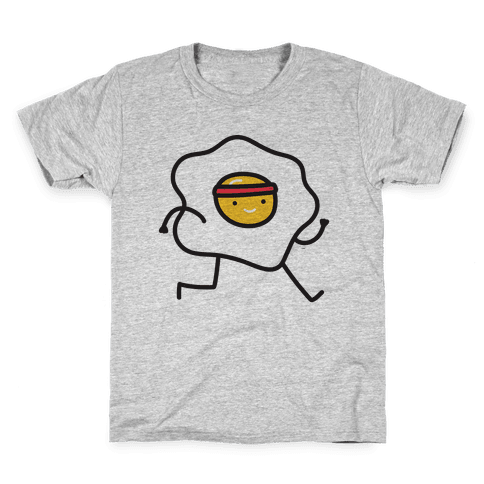 Runny Egg Kids T-Shirt