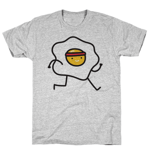 Runny Egg Mens/Unisex T-Shirt