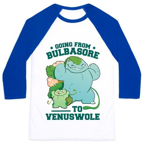 Venuswole Baseball Tee