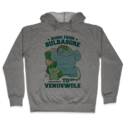 Venuswole Hooded Sweatshirt