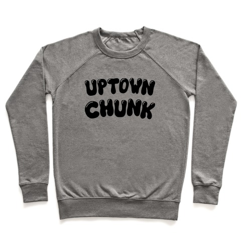 Uptown Chunk Pullover