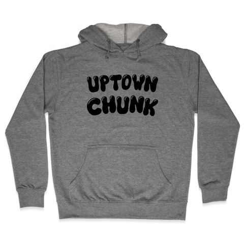 Uptown Chunk Hooded Sweatshirt