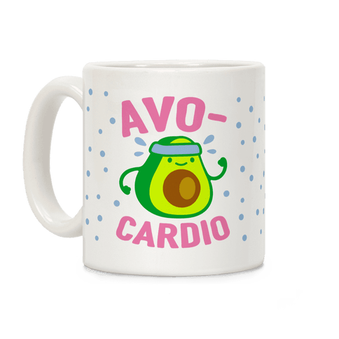 Avocardio Coffee Mug