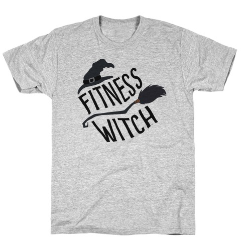 Fitness Witch T-Shirt
