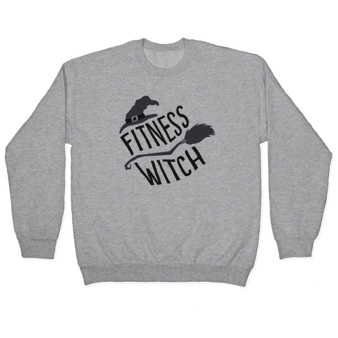 Fitness Witch Pullover