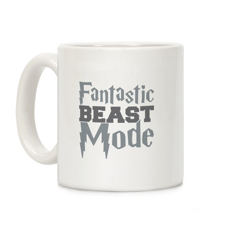 Fantastic Beast Mode Parody Coffee Mug