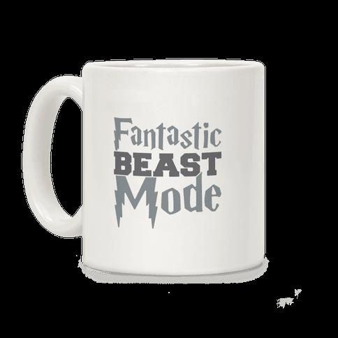 Fantastic Beast Mode Parody Coffee Mug