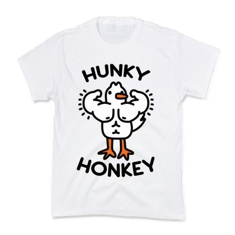 Hunky Honkey Kids T-Shirt