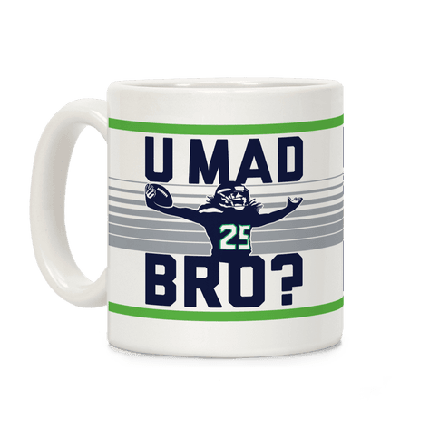 U Mad Bro? Coffee Mug