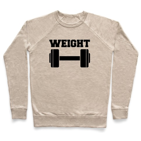 Weight Mates (1 of 2 pair) Pullover