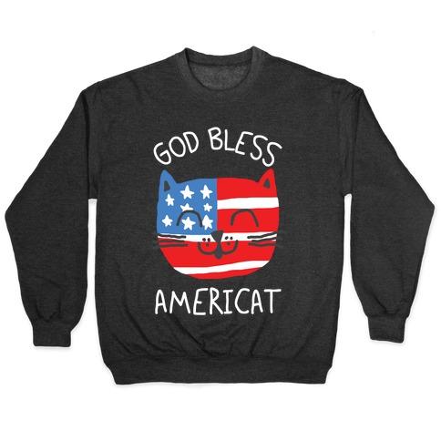 God Bless Americat Pullover