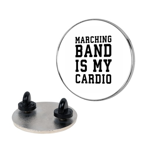 Marching Band is My Cardio
