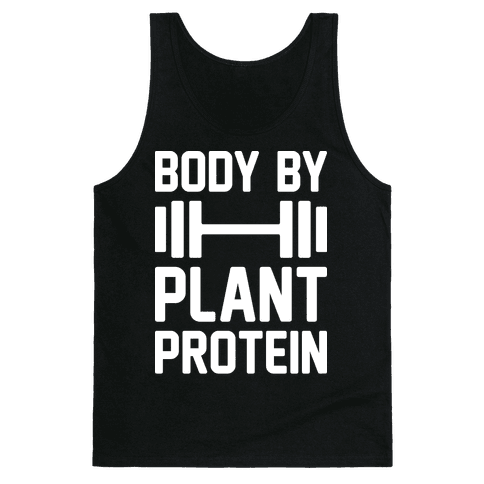 Body By Plant Protein Tank Top