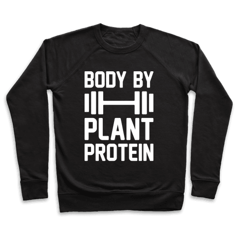 Body By Plant Protein Pullover