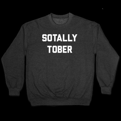 Sotally Tober Pullover