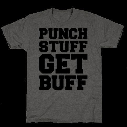 Punch Stuff Get Buff