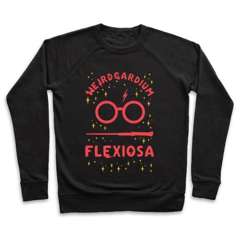 Weirdgardium Flexiosa Pullover