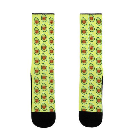 Avocato Sock
